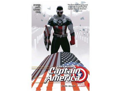Captain America: Sam Wilson 3 - Civil War II