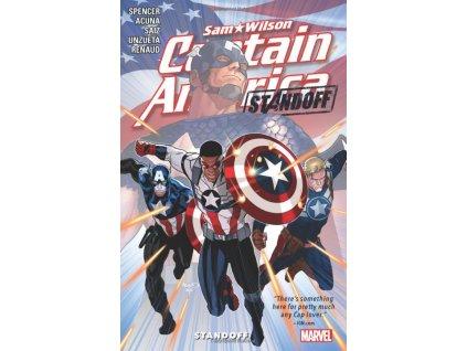 Captain America: Sam Wilson 2 - Standoff