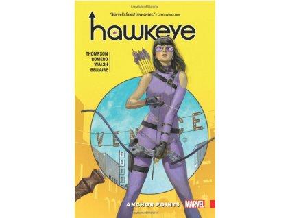 Hawkeye: Kate Bishop 1 - Anchor Points