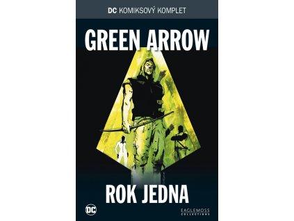 DC KK 08: Green Arrow - Rok jedna