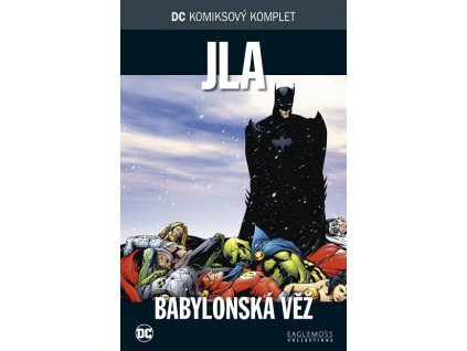 DC KK 11: JLA - Babylonská věž