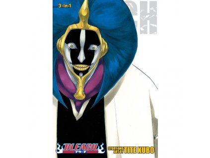 Bleach 3in1 Edition 12 (Includes 34, 35, 36)