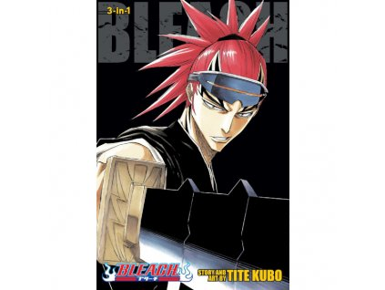 Bleach 3in1 Edition 04 (Includes 10, 11, 12)
