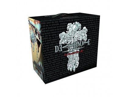 Death Note 01-13 (Box Set)