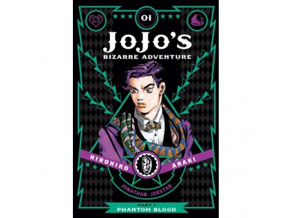 JoJo's Bizarre Adventure 1: Phantom Blood 1
