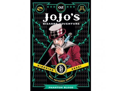 JoJo's Bizarre Adventure 1: Phantom Blood 2