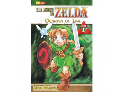 Legend of Zelda 01: Ocarina of Time