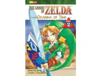 Legend of Zelda 02: Ocarina of Time