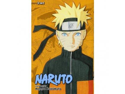 Naruto 3In1 Edition 15 (Includes 43, 44, 45)