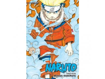 Naruto 3In1 Edition 01 (Includes 1, 2, 3)