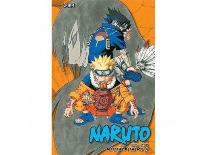 Naruto 3In1 Edition 03 (Includes 7, 8, 9)