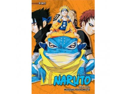 Naruto 3In1 Edition 05 (Includes 13, 14, 15)