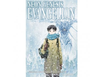 Neon Genesis Evangelion 2In1 Edition 05 (Includes 13, 14, 15)