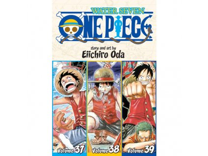 One Piece 3In1 Edition 13 (Includes 37, 38, 39)