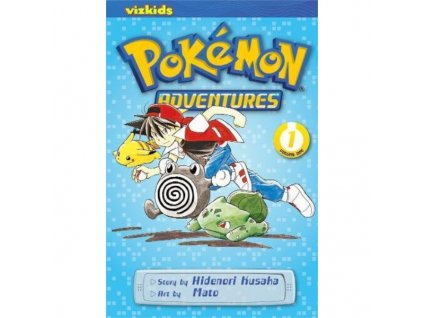 Pokémon Adventures 01