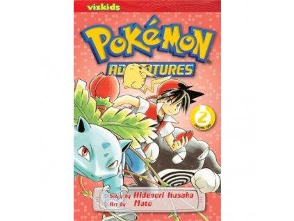 Pokémon Adventures 02