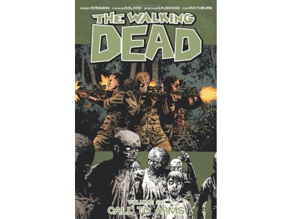 Walking Dead 26 - Call to Arms