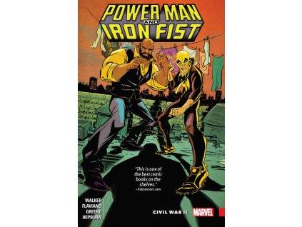 Power Man and Iron Fist 2 - Civil War II
