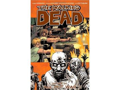Walking Dead 20 - All Out War 1