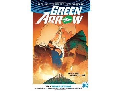 Green Arrow 2 - Island of Scars (Rebirth)