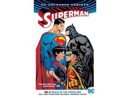 Superman 2 - Trials of the Super Son (Rebirth)