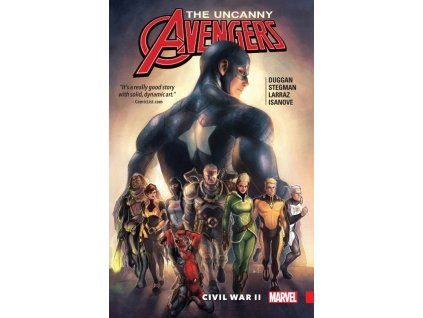 Uncanny Avengers: Unity 3 - Civil War II
