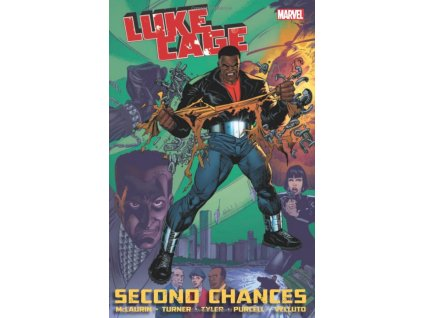 Luke Cage: Second Chances 1