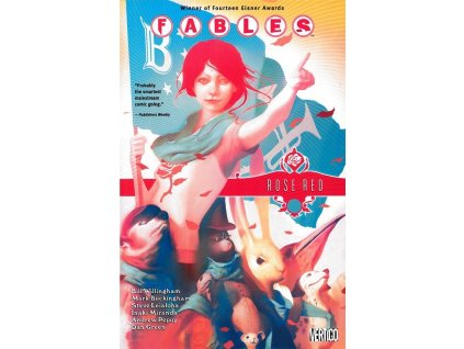Fables 15 - Rose Red