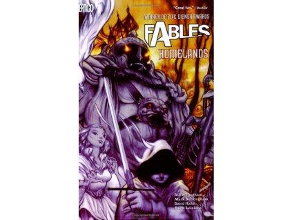 Fables 06 - Homelands