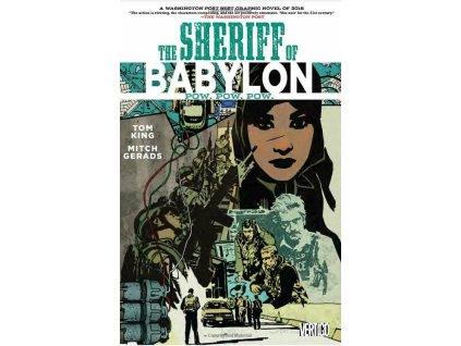 Sheriff of Babylon 2 - Pow. Pow. Pow.