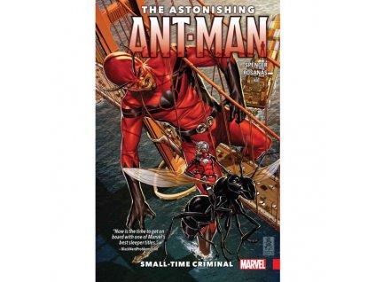Astonishing Ant-Man 2 - Small-Time Criminal