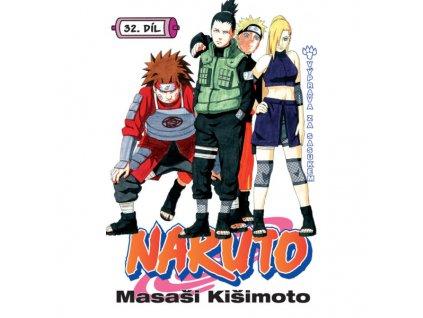 Naruto 32 - Výprava za Sasukem
