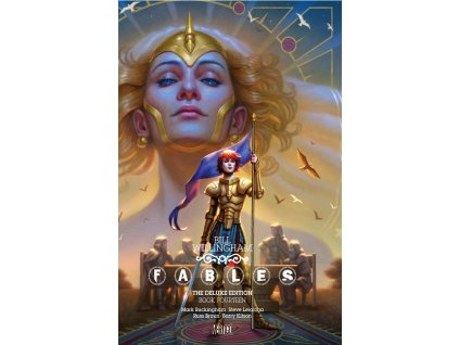 Fables Deluxe Edition Book Fourteen