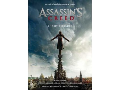 Assassin's Creed 10 - Assassin's Creed (filmová novelizace)