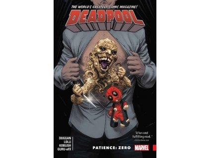 Deadpool: World's Greatest 6 - Patience: Zero