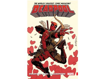 Deadpool: World's Greatest 7 - Deadpool Does Shakespeare
