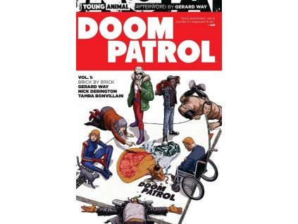 Doom Patrol 1: Brick by Brick (Young Animal)
