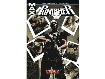 Punisher Max: Vdovy