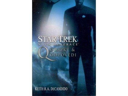 Star Trek Nová generace: Q - Otázky a odpovědi