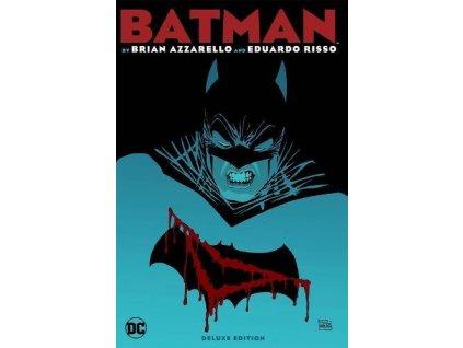 Batman by Brian Azzarello and Eduardo Risso Deluxe Edition