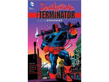 Deathstroke: The Terminator 1