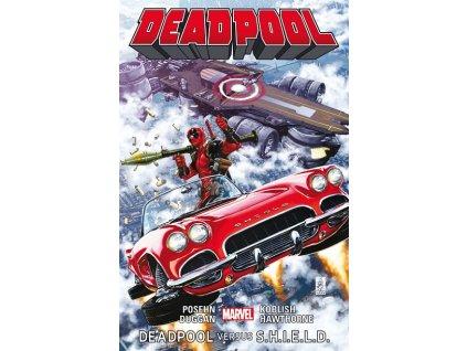 Deadpool: Deadpool versus S.H.I.E.L.D.