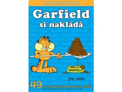 Garfield 49 - Garfield si nakládá