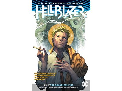 Hellblazer 2: The Smokeless Fire (Rebirth)