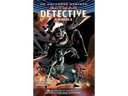 Batman Detective Comics 3: League of Shadows (Rebirth)
