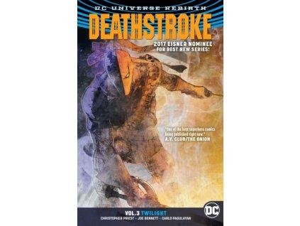 Deathstroke 3: Twilight (Rebirth)
