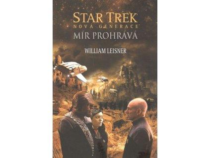 Star Trek Nová generace: Mír prohrává