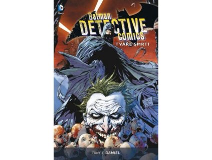 Batman Detective Comics 1 - Tváře smrti