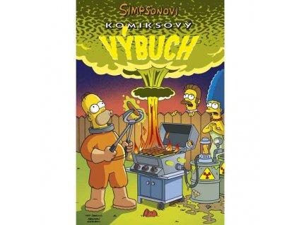 Simpsonovi: Komiksový výbuch