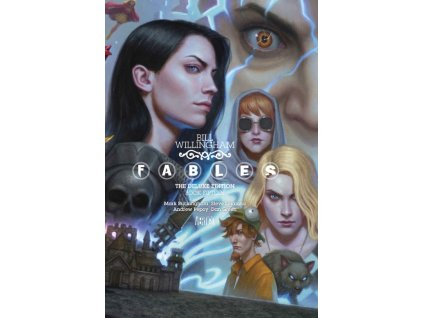 Fables Deluxe Edition Book Fifteen